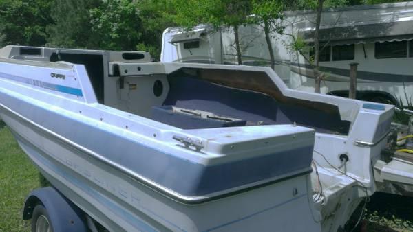 Gone - Late 80s Bayliner Capri Free (Charleston SC) - Free-Boat com