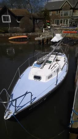 $100 sailboat