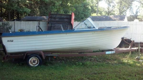 Free 1950 powerboat