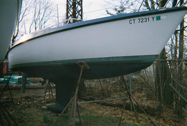 1978 Maxi 26' Sailboat
