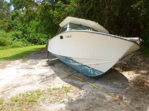 Gone Free 22 Foot Boat With Cuddy Cabin South Fort Myers Fl