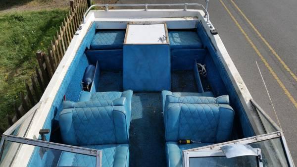 18 foot powerboat free WA