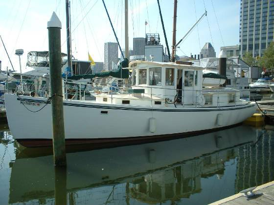 Free Motor Sailor vessel