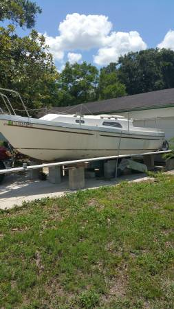 Free sailboat Brandon