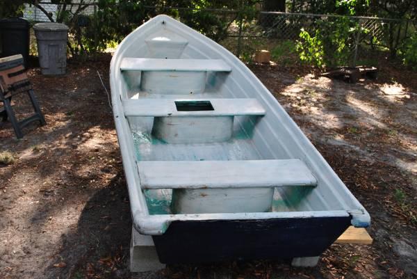 Free small boat