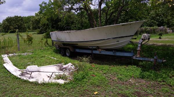 Free boat and trailer dualy