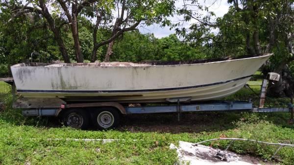 free boat hull