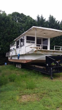 free houseboat