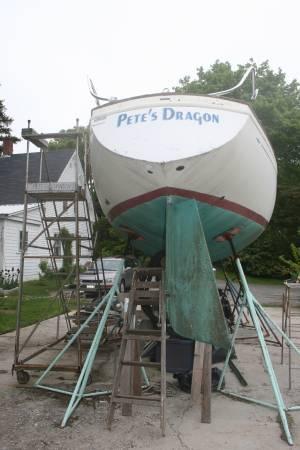 Free Sailboat stern