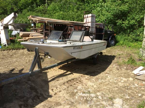 free small powerboat no motor NH