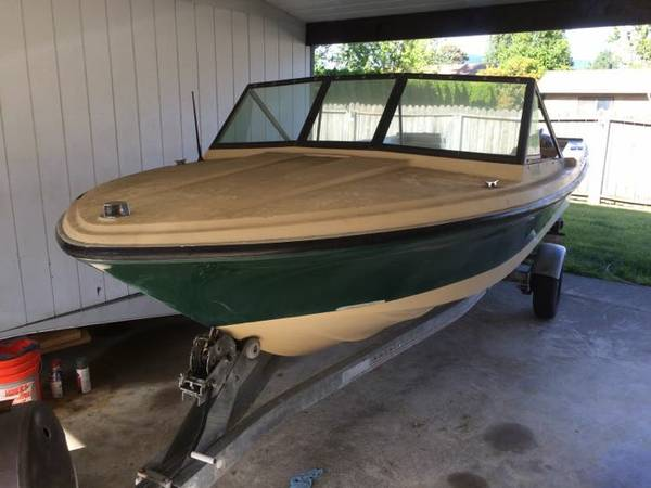 Free powerboat silverline WA
