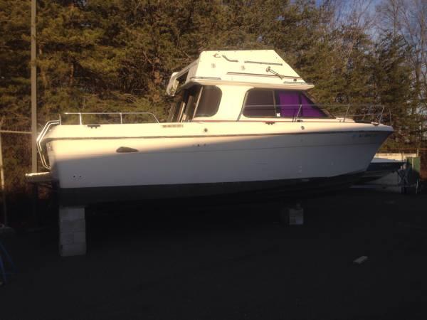 Free 29 Cabin Cruiser Boat