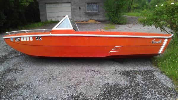 Old Speedboat Free
