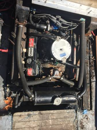 Free Powerboat engine