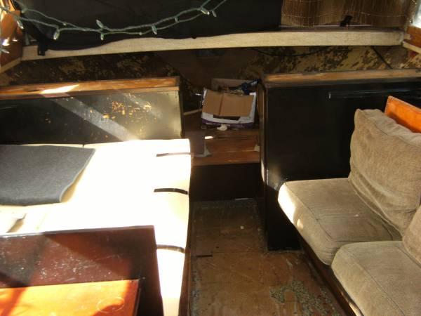 Carver interior