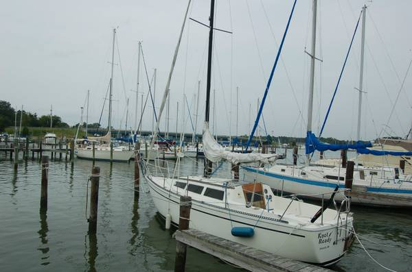 26 Foot Project Sailboat - $99
