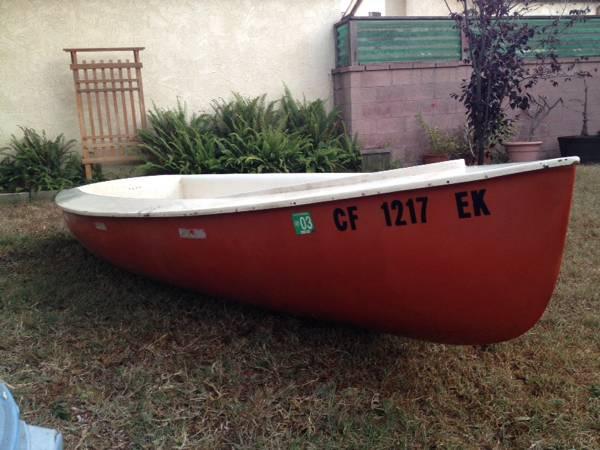 Sailboat Dingy California