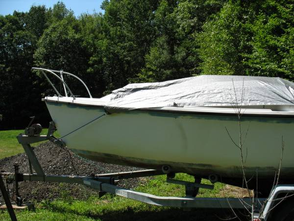Free Sailboat Hull