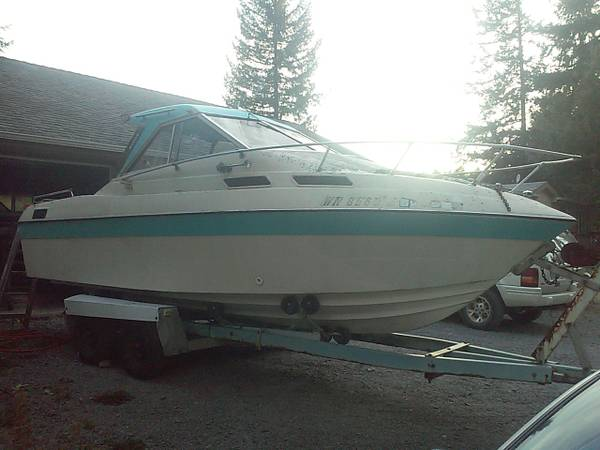Gone Free 21ft Reniall Cabin Cruiser Grahem Wa Free