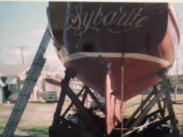 24 ft sailboat for sale: built 1974