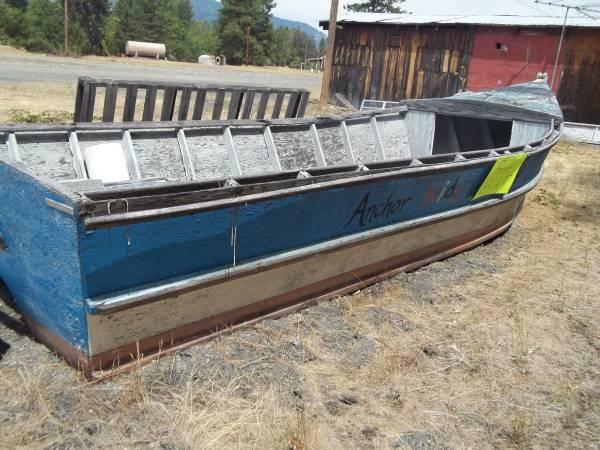 Free wood boat