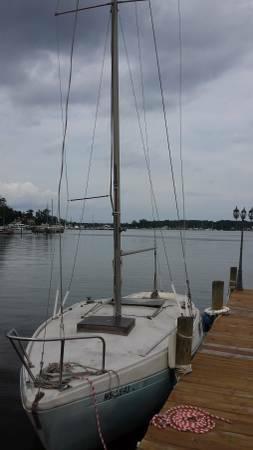 Free sailboat