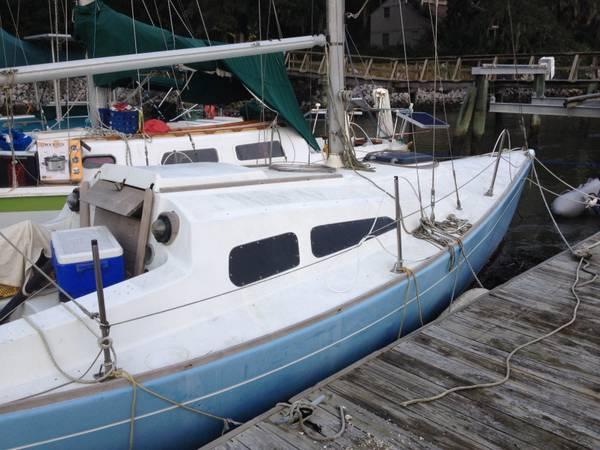1972 Morgan 27 Daufuskie Ga Free Boat Com