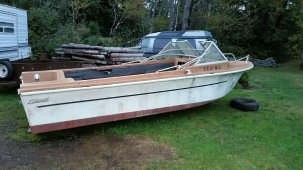 Free Boat no trailer no motor OR