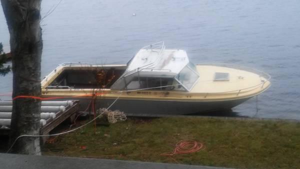 1971 fiberform boat