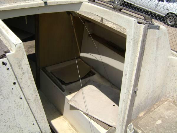 Free sailboat 20 interior