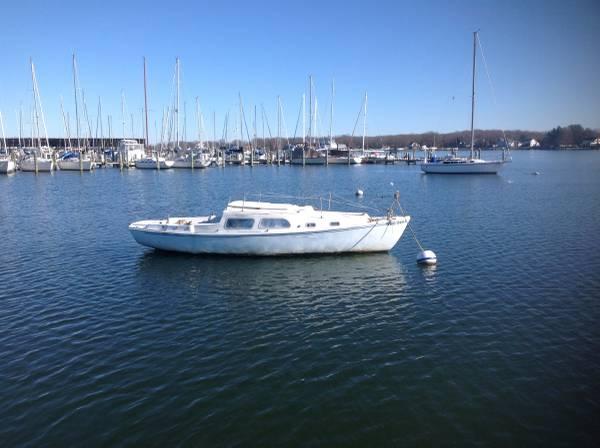 Coronado sailboat