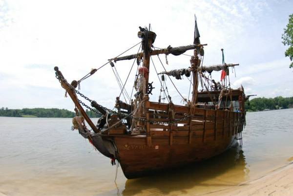 Use Pirate Ship for sale
