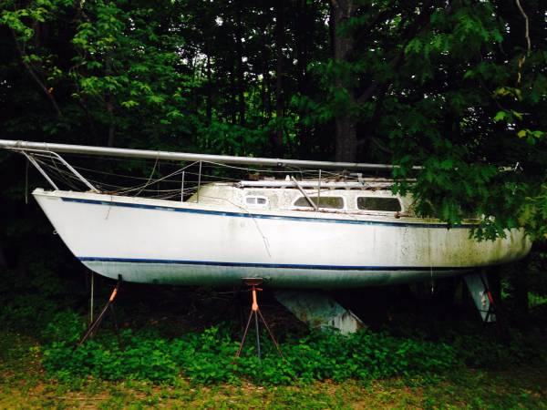 26 foot balboa sailboat eliot nh free boat com