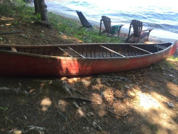 Free Canoe needs work