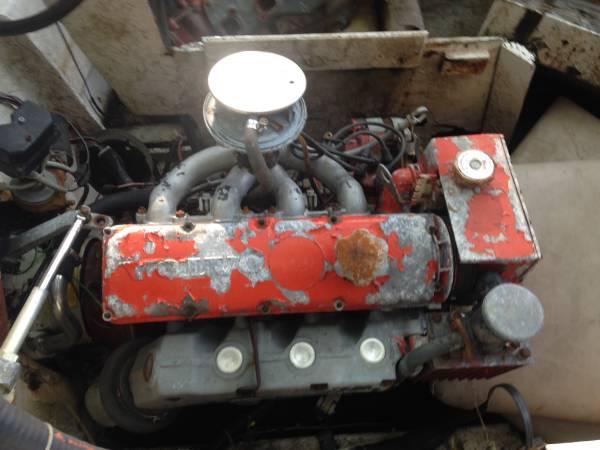 some good parts Volvo engine