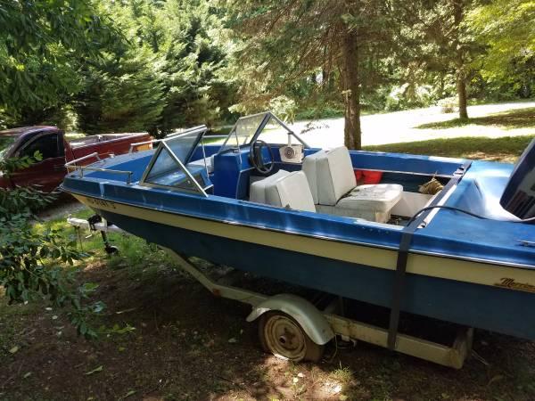 70s marrimack boat