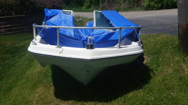 19 ? foot project boat