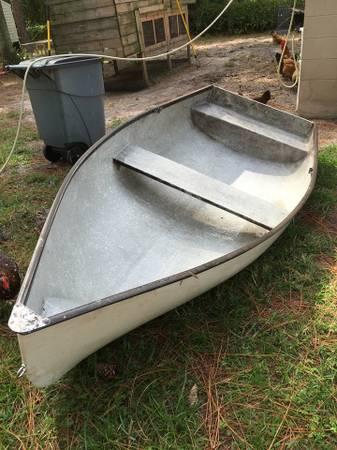 Free Rowboat