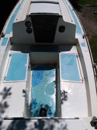 25 Cape Dory Cockpit