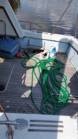 Trojan Cruiser Deck