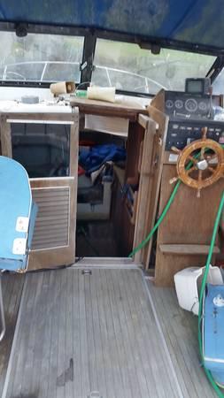 Trojan Cruiser Cockpit