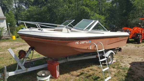 Free boat. Trailer not included.