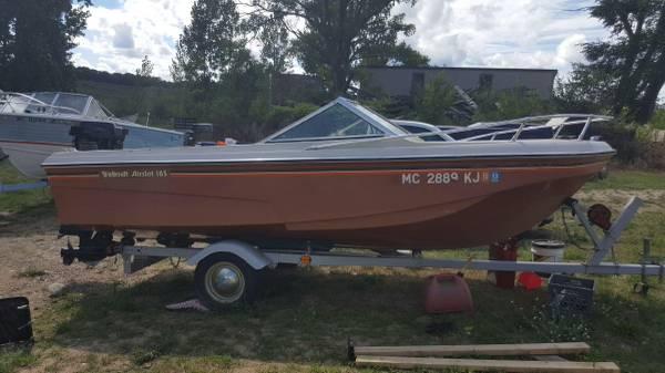 Good looking boat no motor