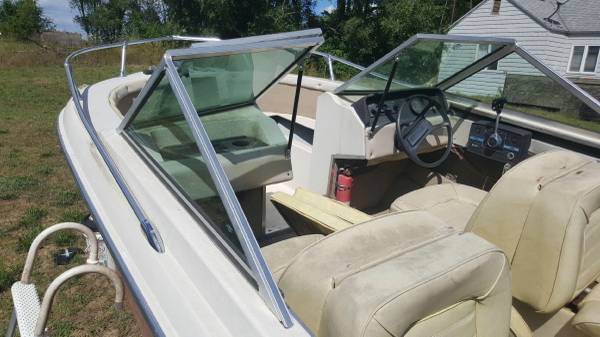 good boat hull interior