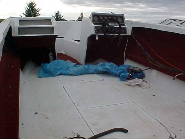 20 Horizon deck