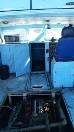 71 Permacraft cockpit