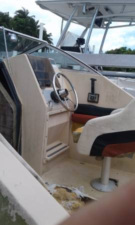 25' Cuddy Cabin Cruiser good shape
