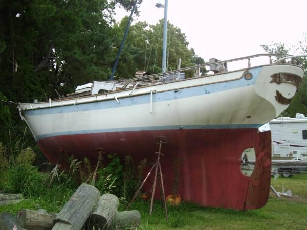 1971 40' Mariner Ketch