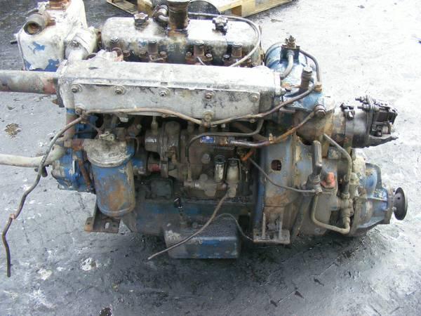 Chrysler Engine