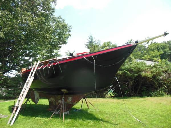 32 sloop starbird